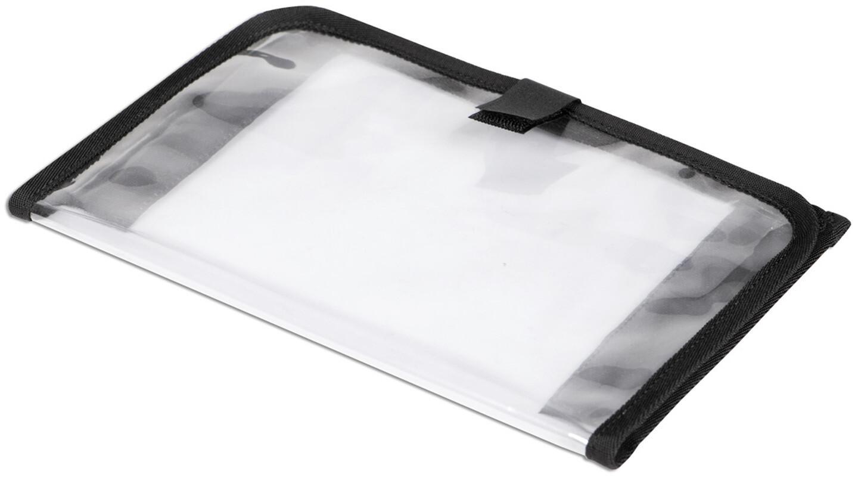 Norco Kortlomme med velcrobånd, transparent (2019) | Bags accessories
