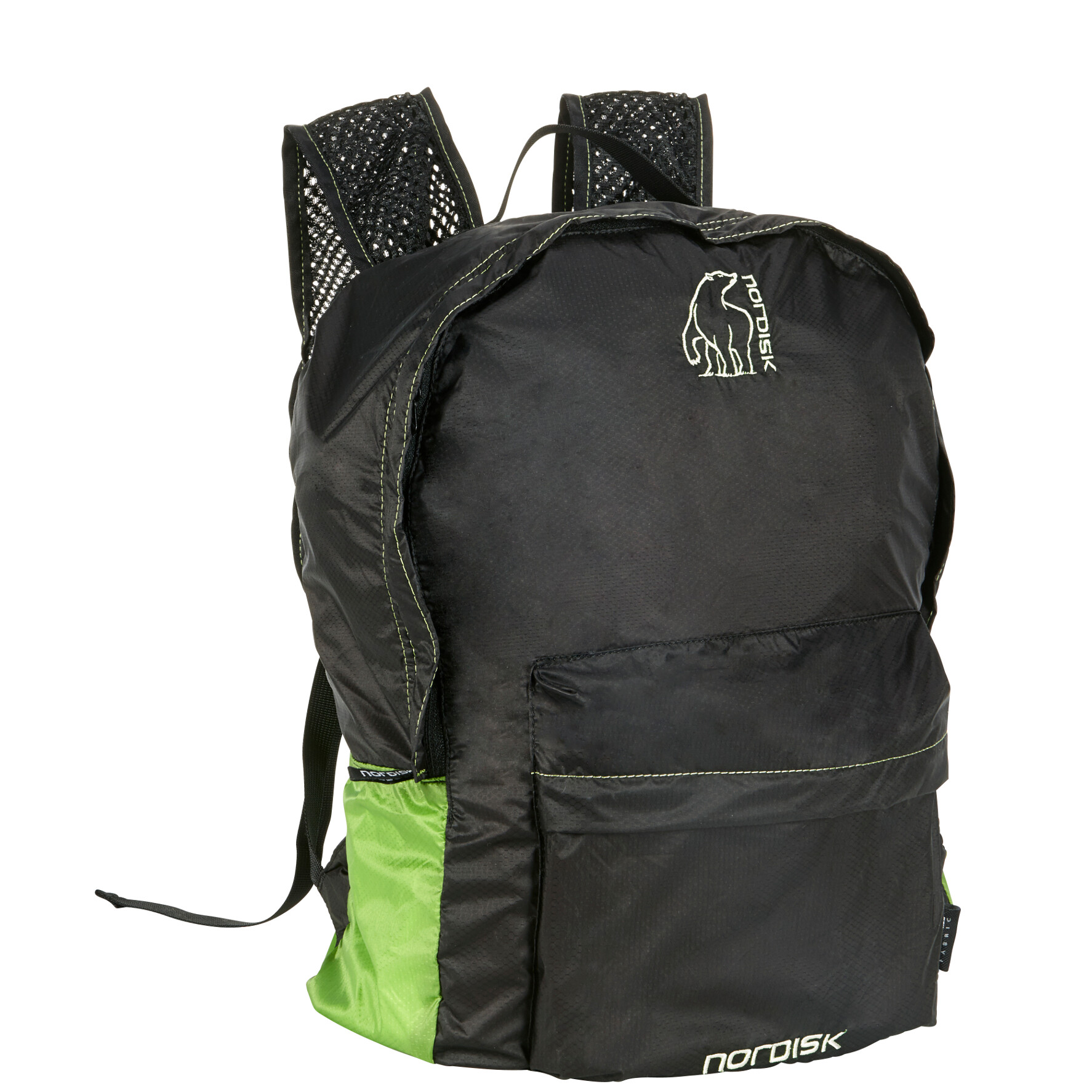 Nordisk Ribe Rygsæk 20l, green/black (2019) | Travel bags