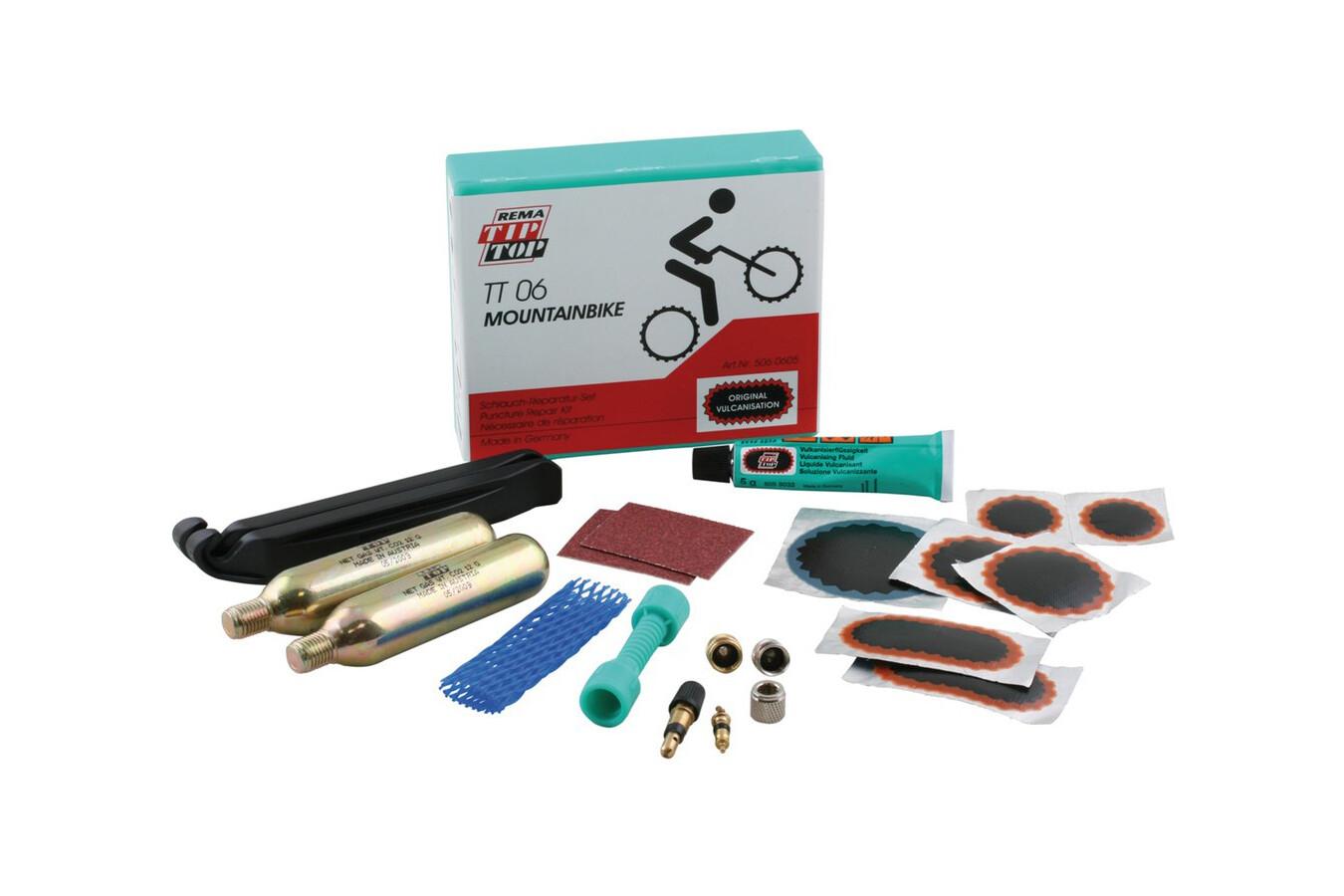 Tip Top TT06 Reperations Sortiment (2019)   Repair Kit