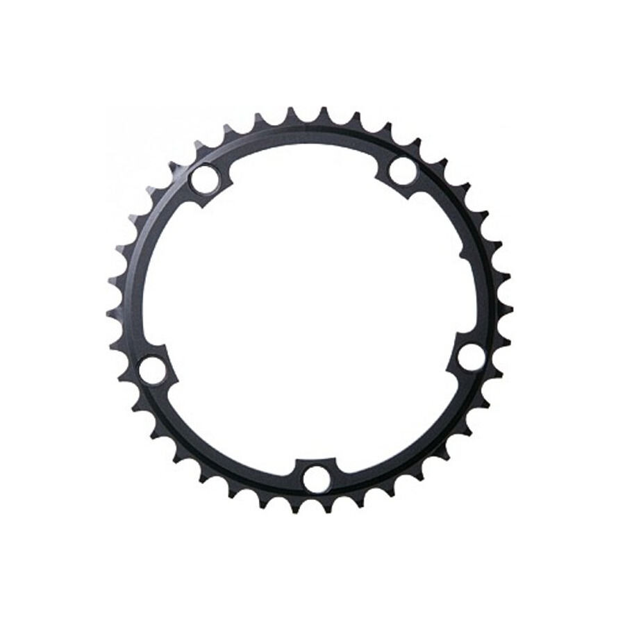 SRAM Road Chainring Chainring 130 mm, black (2019) | chainrings_component