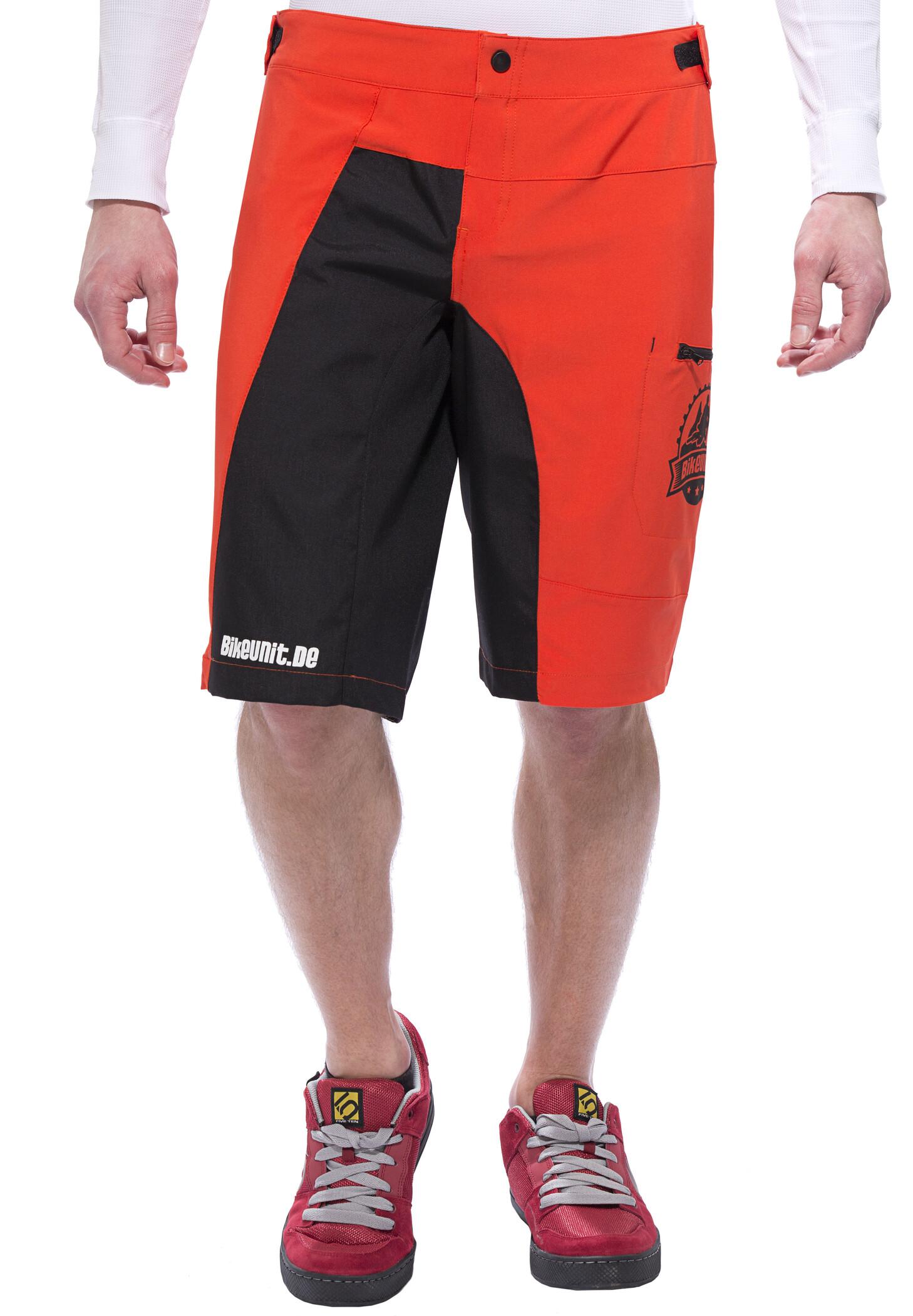 Bikeunit Gravity Pro Shorts Herrer | Trousers