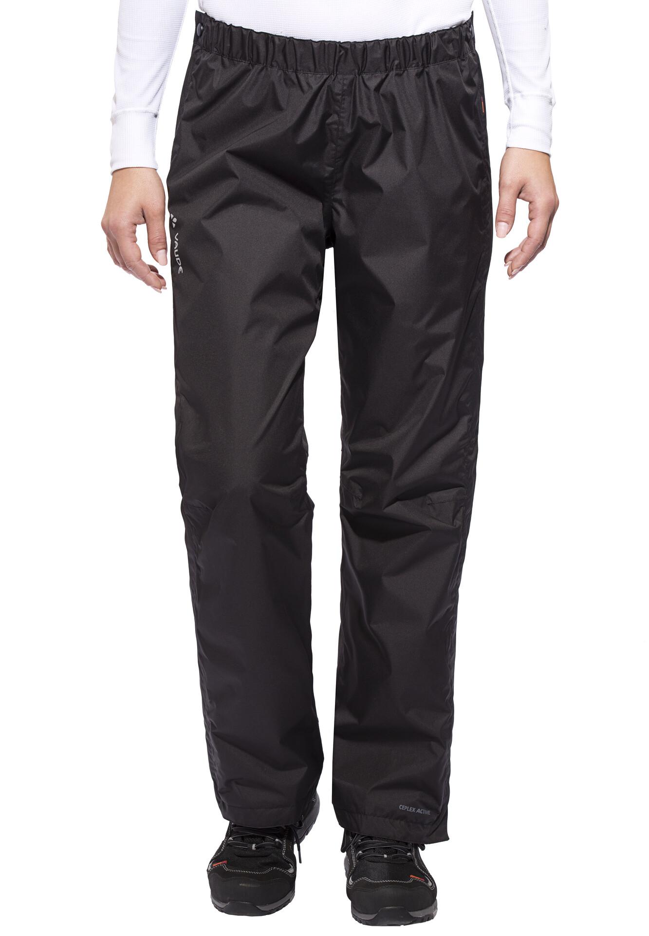 VAUDE Damen Fluid Full-Zip Pants Hose