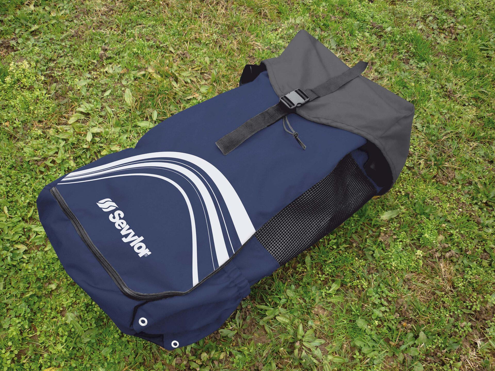 Bootsport Zubehör Sevylor QuikPak Carry Bag für Kajaks Kanus Boote Transport Rucksack