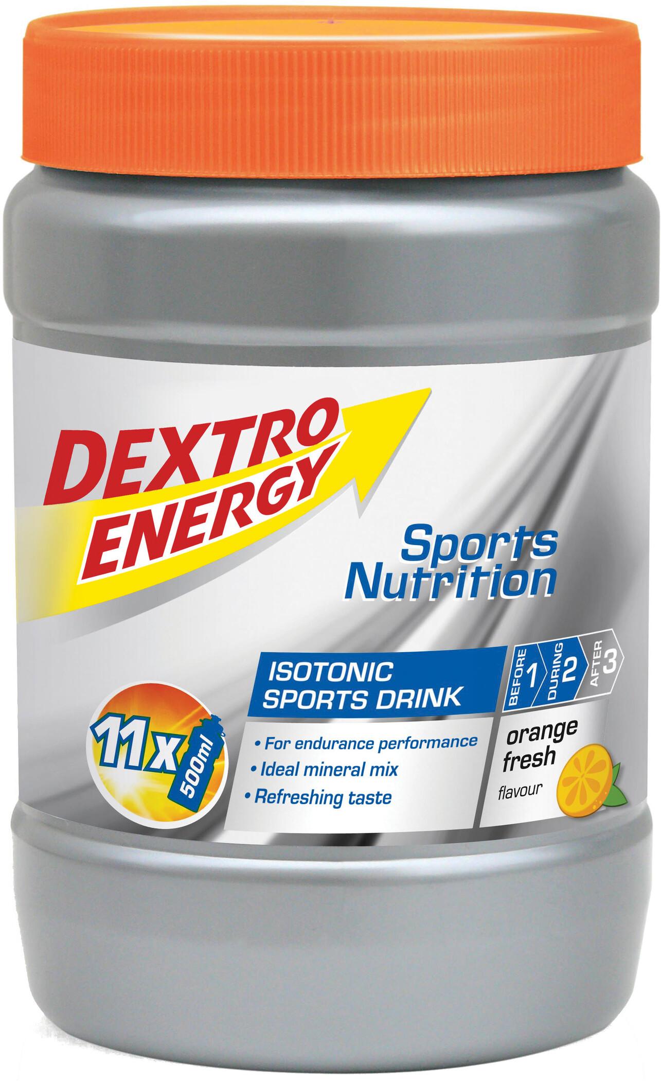 Dextro Energy Isotonic Sports Drink 440g, Orange Fresh (2019) | Energy drinks
