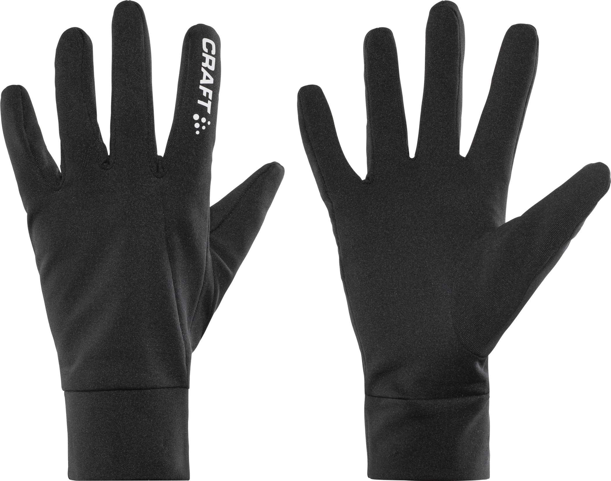 Craft Thermal Gloves, black | Handsker