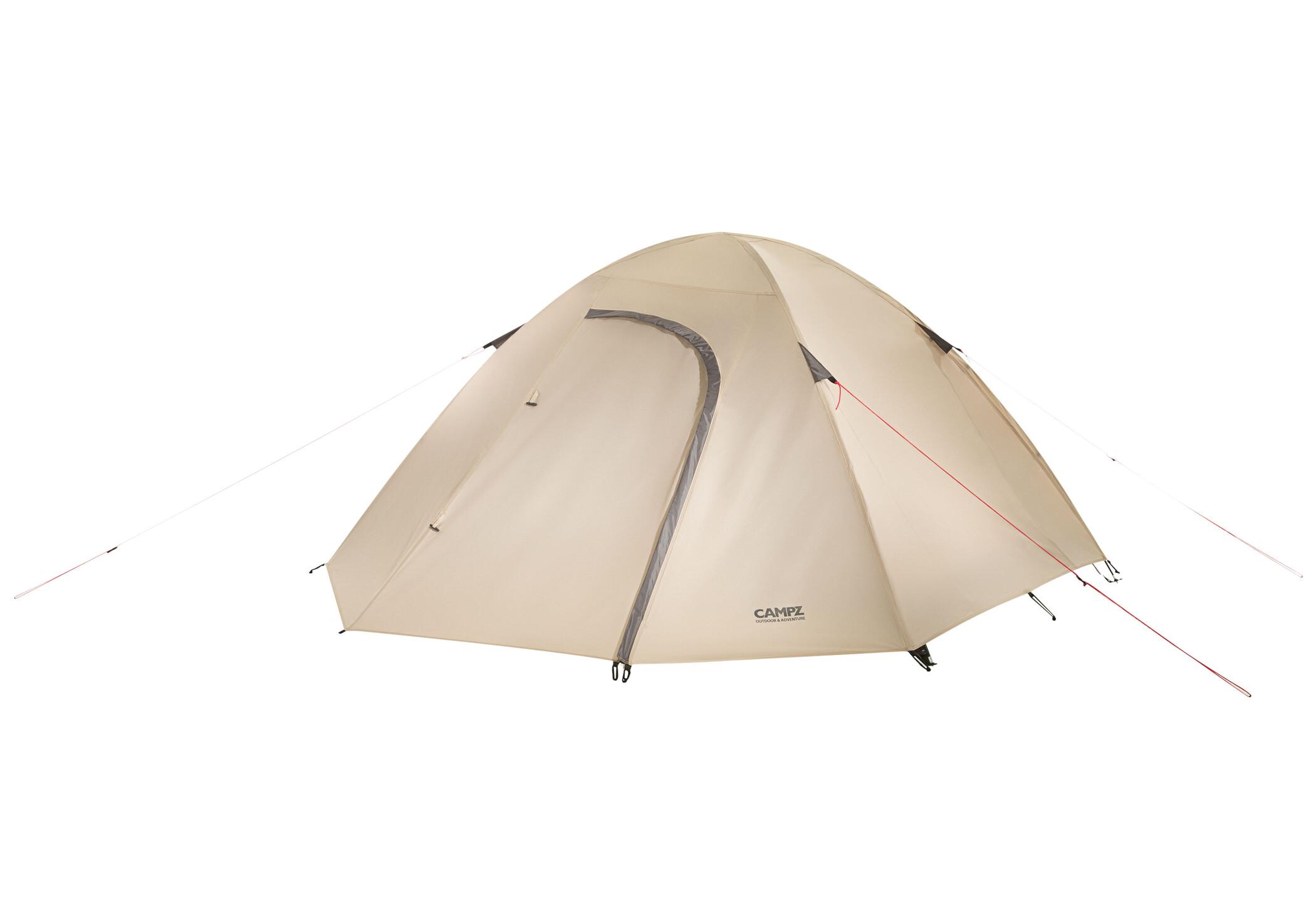 CAMPZ Monta 2P Telt, beige | Transport og opbevaring > Tilbehør