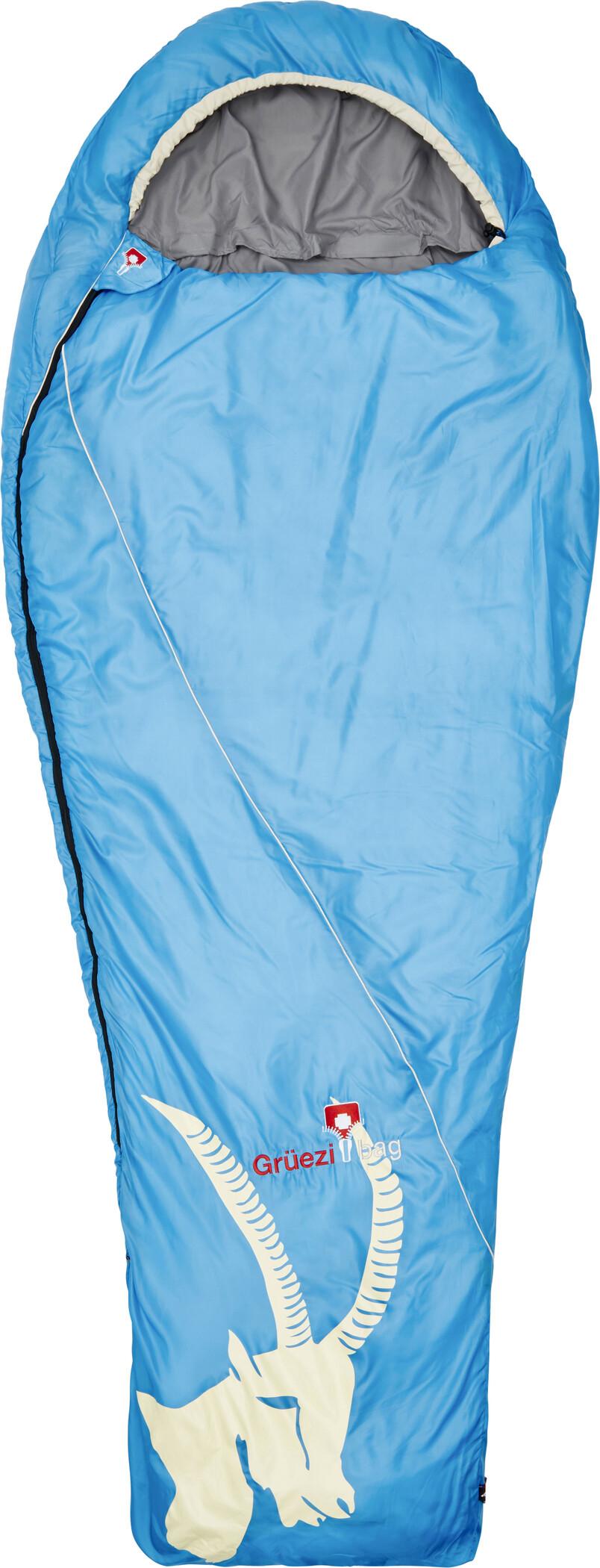 Grüezi-Bag Cloud Sovepose, True Blue | Transport og opbevaring > Tilbehør