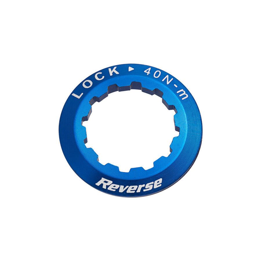 Reverse Kassette låsering, dark blue | Kassetter