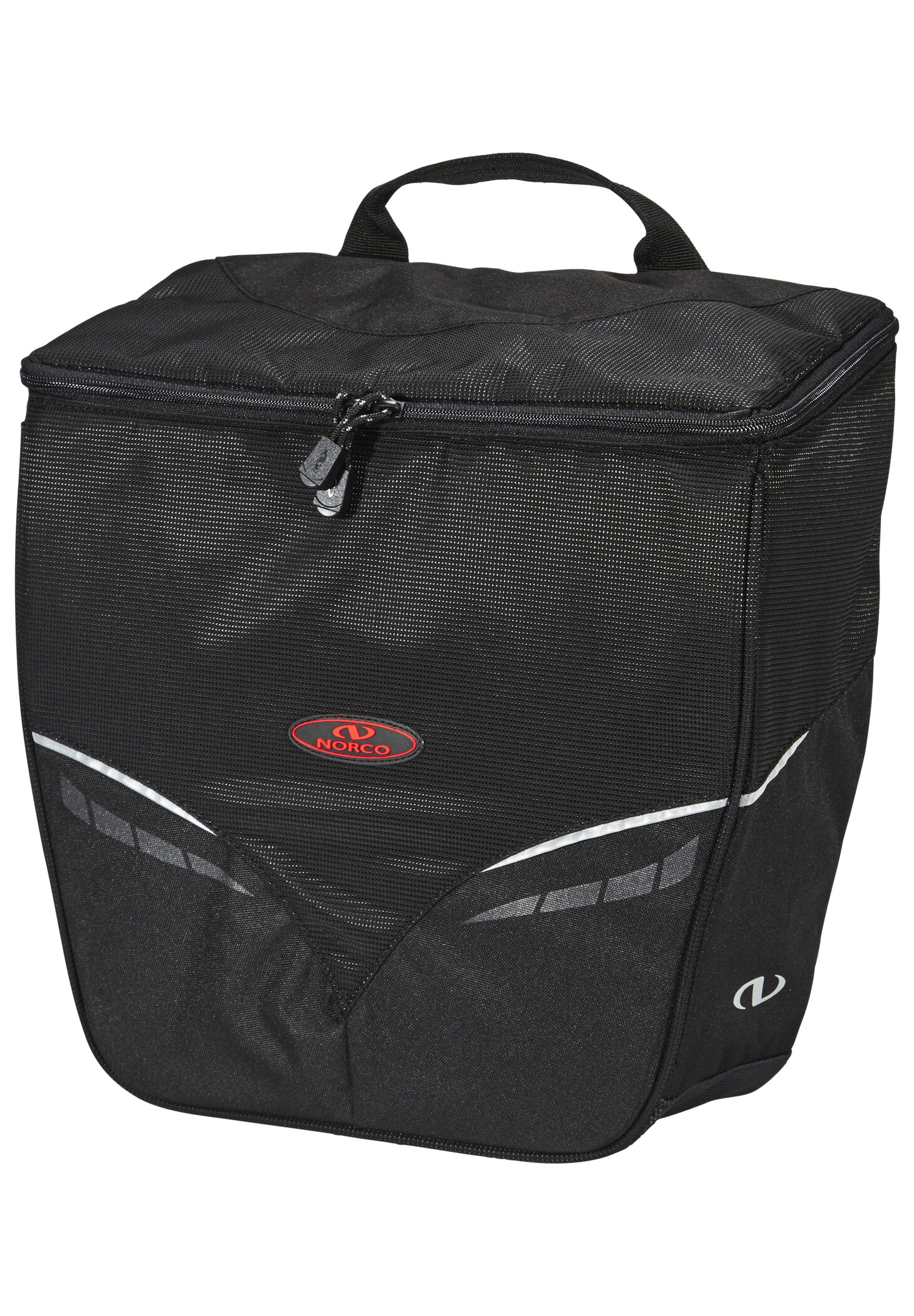 Norco Canmore City Cykeltaske, black (2019) | Rack bags