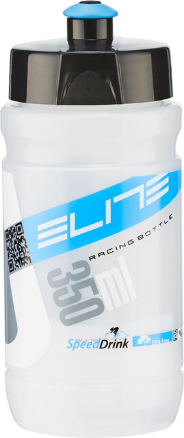 Elite Corsetta 66mm Cycling Water bottle 350 ml red NEW