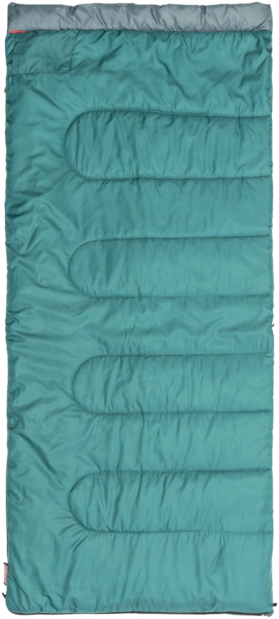Coleman Atlantic Lite 10 Sleeping Bag, petrol (2019) | Misc. Transportation and Storage