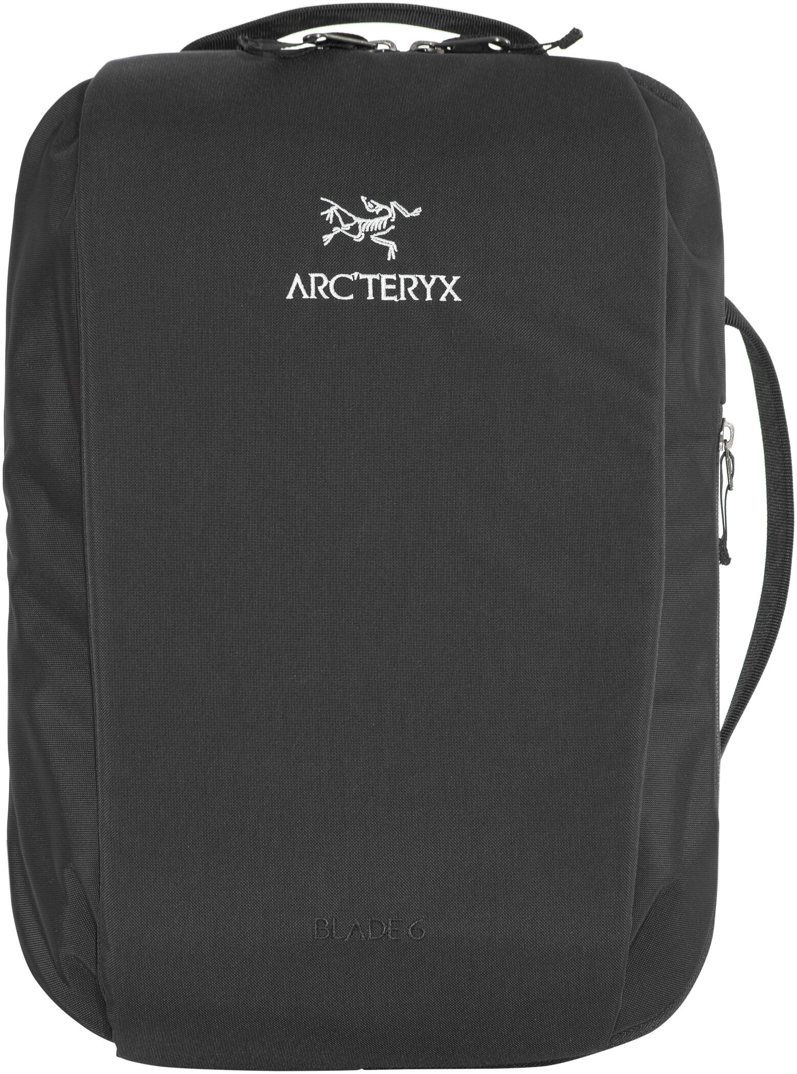 Arc'teryx Blade 6 Rygsæk, black (2019)   Travel bags