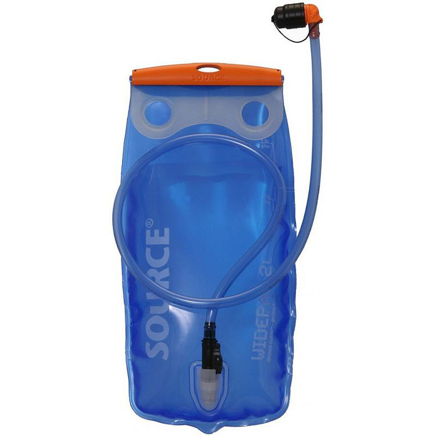 SOURCE Widepac Hydration Bladder 2 L, transparent/blue (2019) | item_misc
