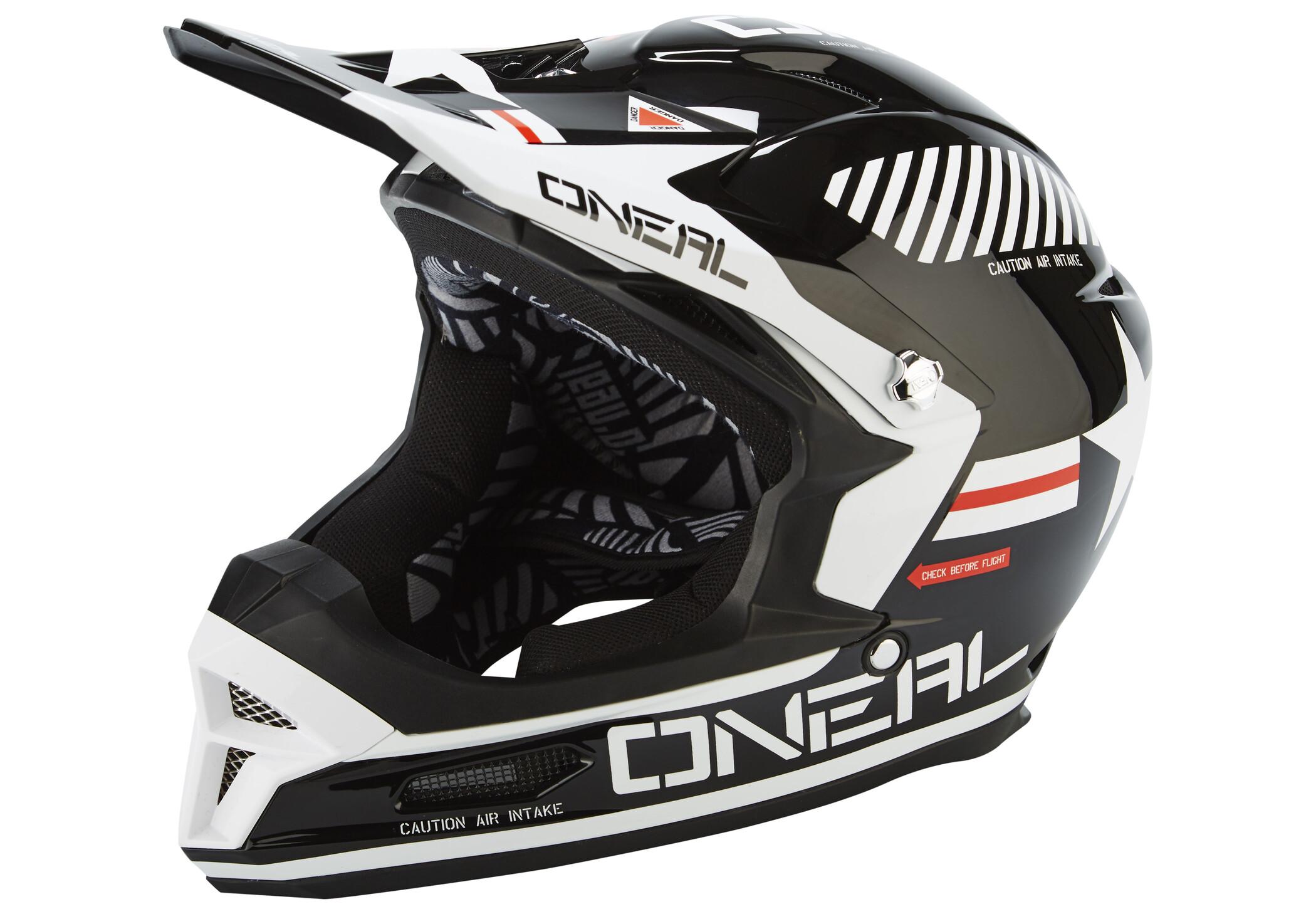 O'Neal Fury RL Cykelhjelm, afterburner-black   Helmets