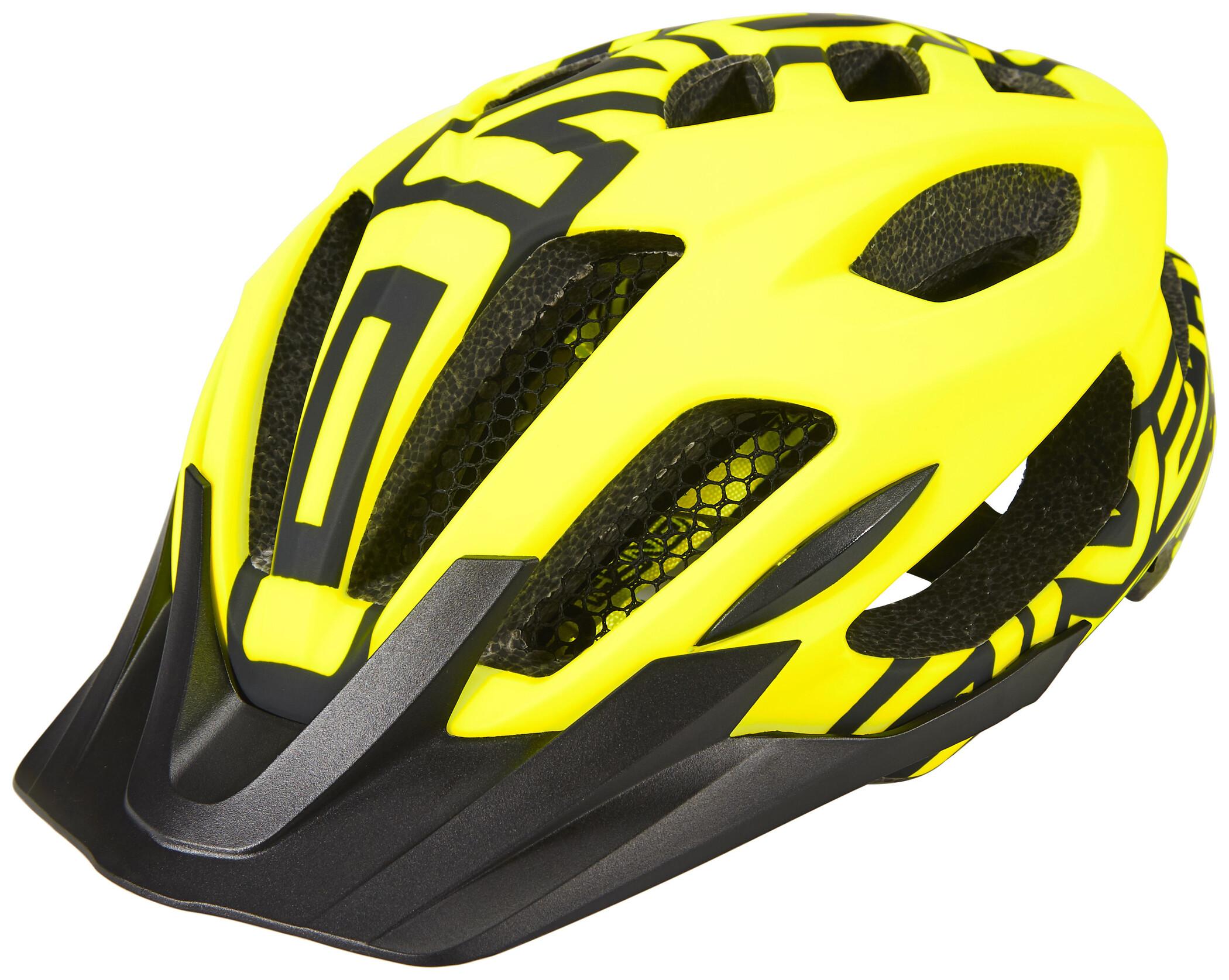 O'Neal Q RL Cykelhjelm, neon yellow   Helmets