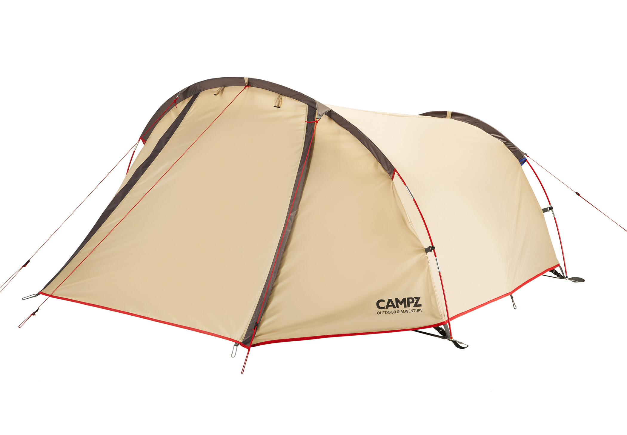 CAMPZ Trentino 2P Telt, beige (2019) | Misc. Transportation and Storage