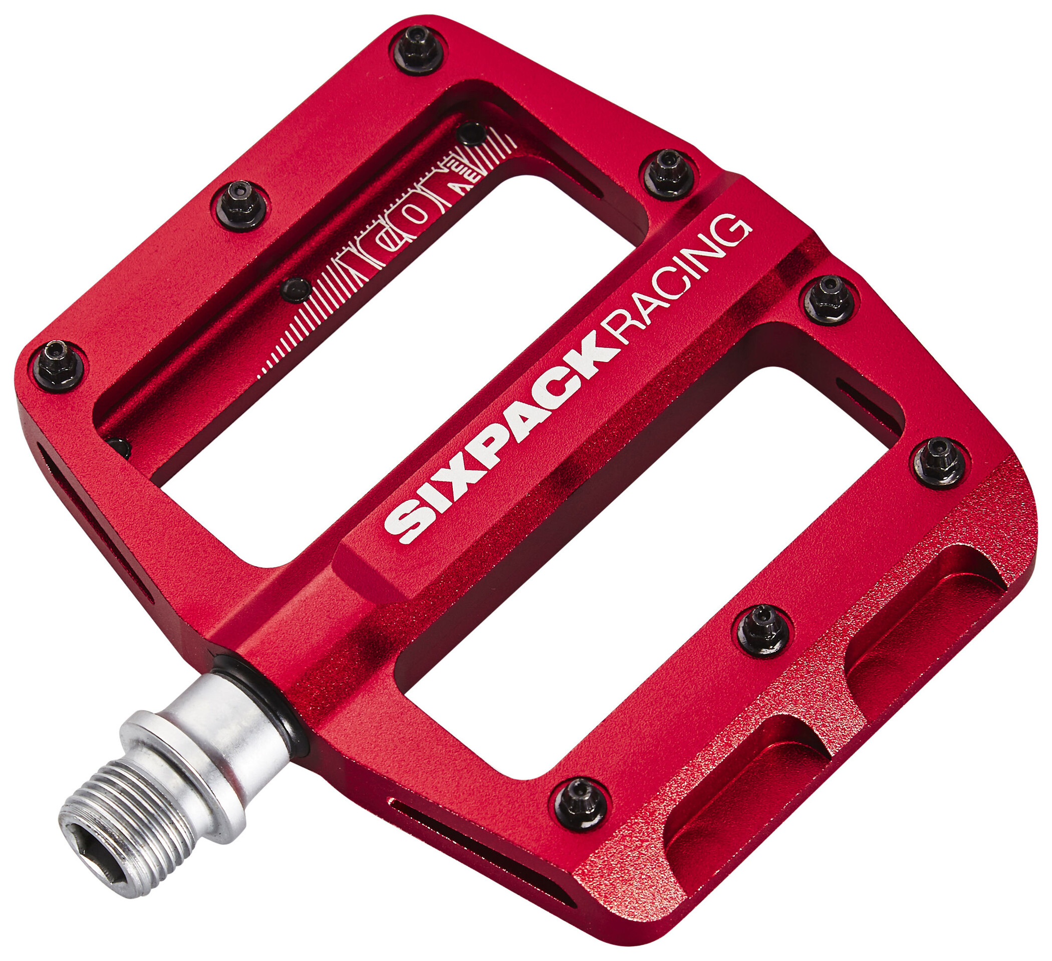 Sixpack Icon Mini Pedaler, red | Pedals