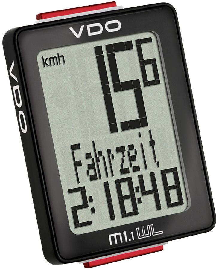 VDO M1.1 WL Cykelcomputer (2019) | Cycle computers