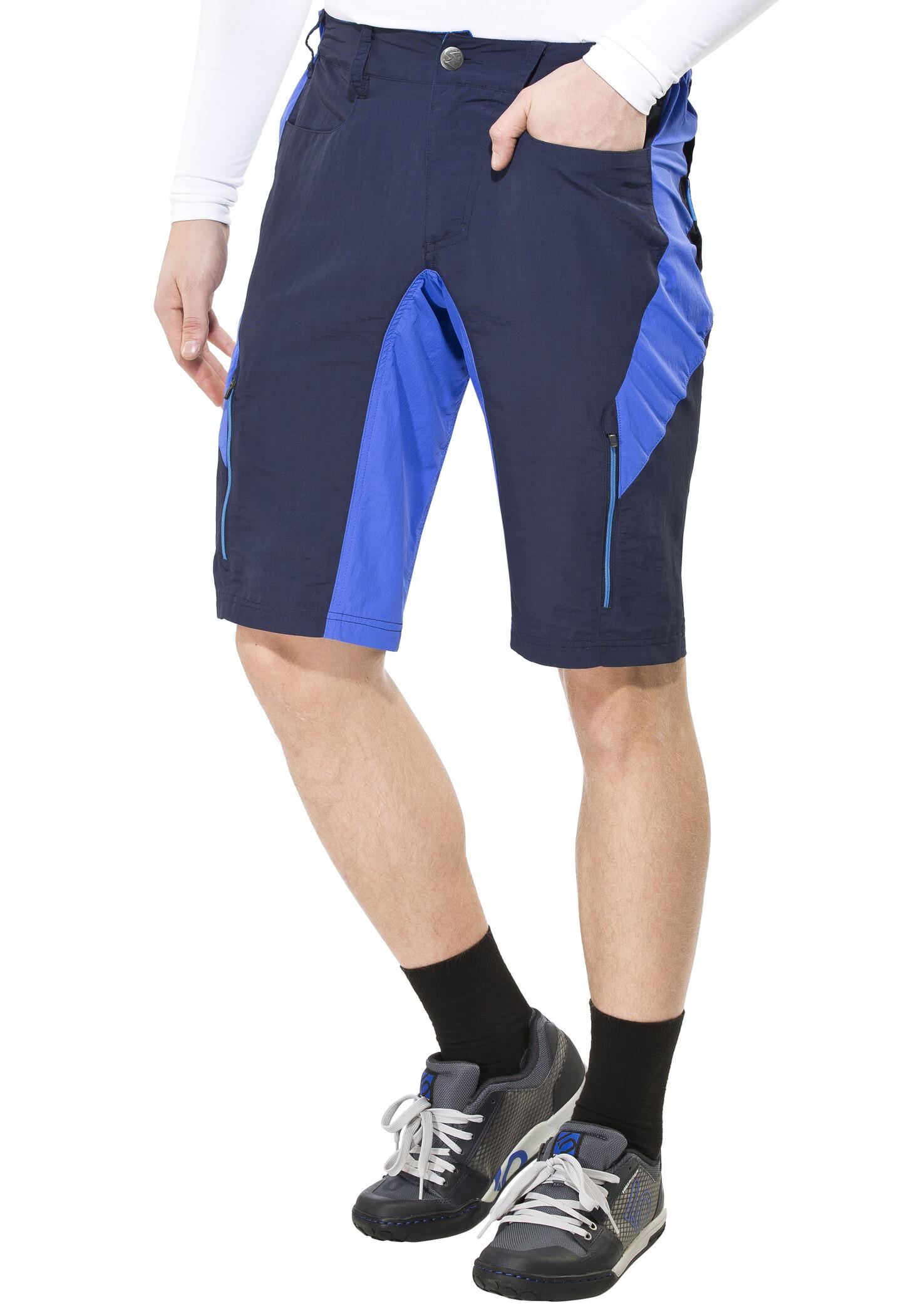 Endura Single Track III Shorts Herrer, navy   Trousers
