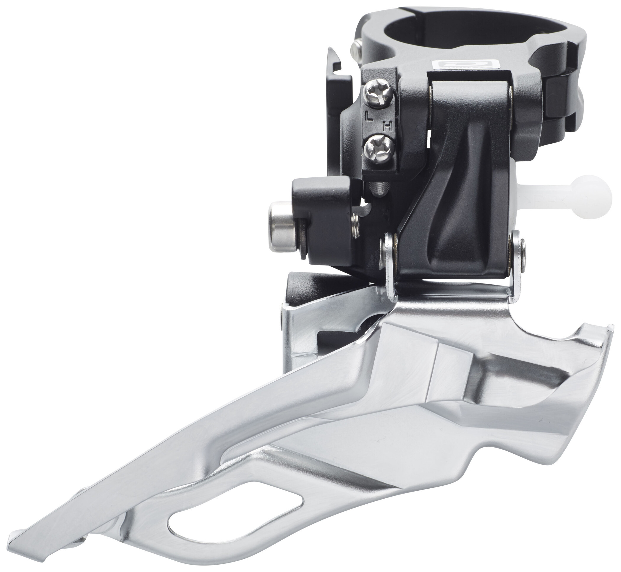 Shimano Deore FD-M611 Forskifter 3x10-speed hurtig dual-pull, black (2019) | Front derailleur