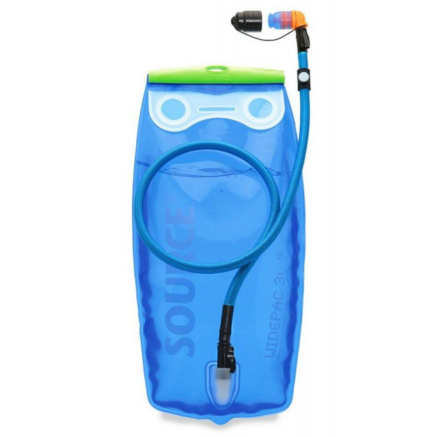 SOURCE Ultimate Hydration System 2L bottle, transparent-blue (2019) | Drikkesystemer