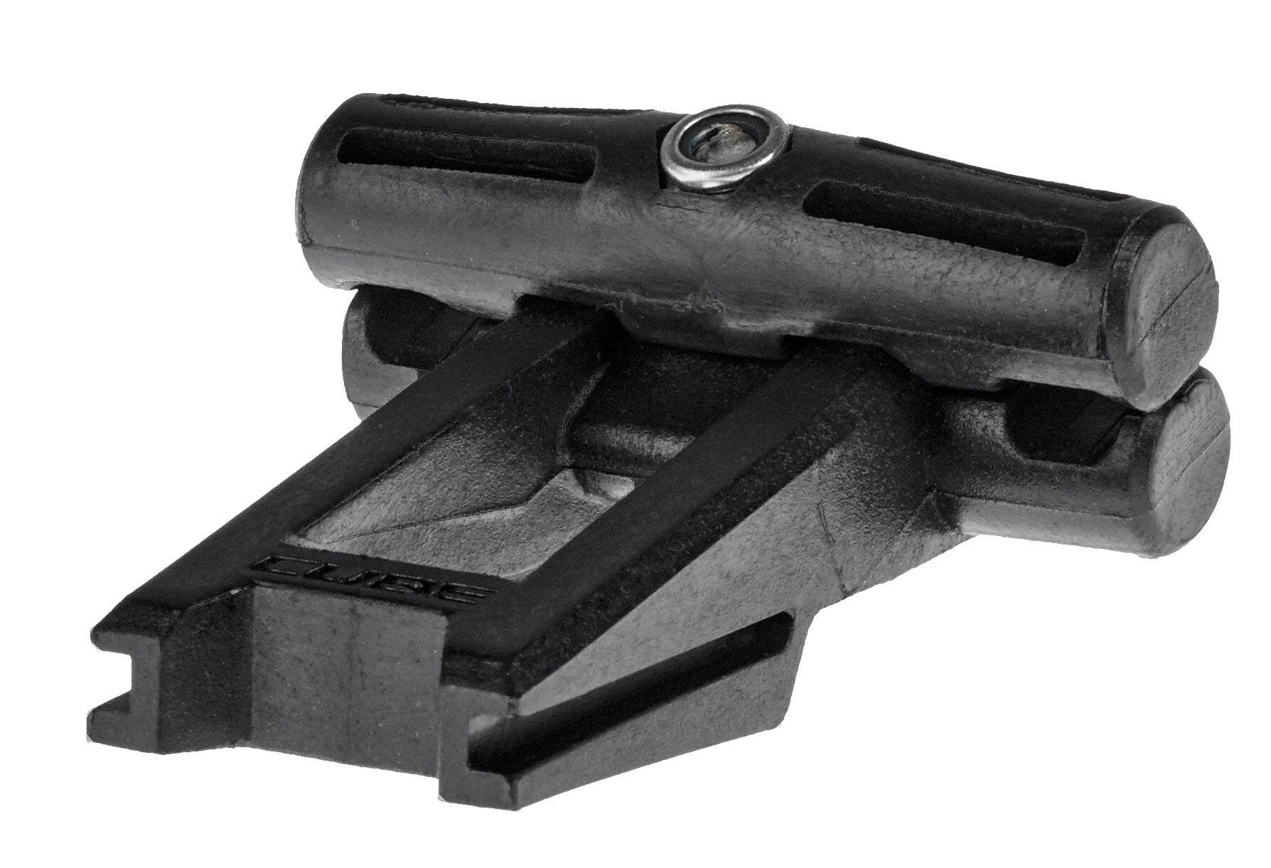 Cube sadeladapter Click, black   Bags accessories