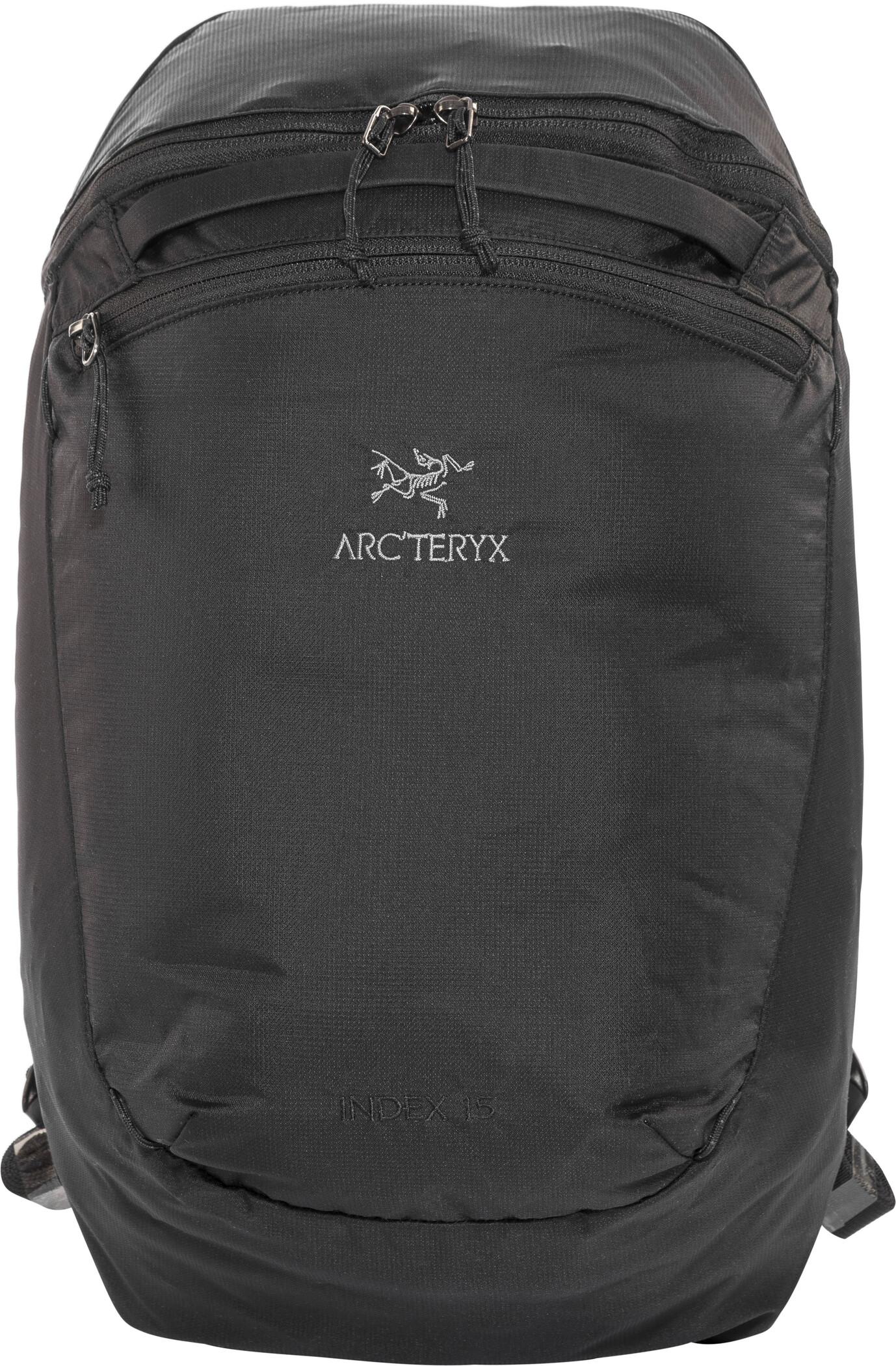Arc'teryx Index 15 Rygsæk, black (2019)   Travel bags