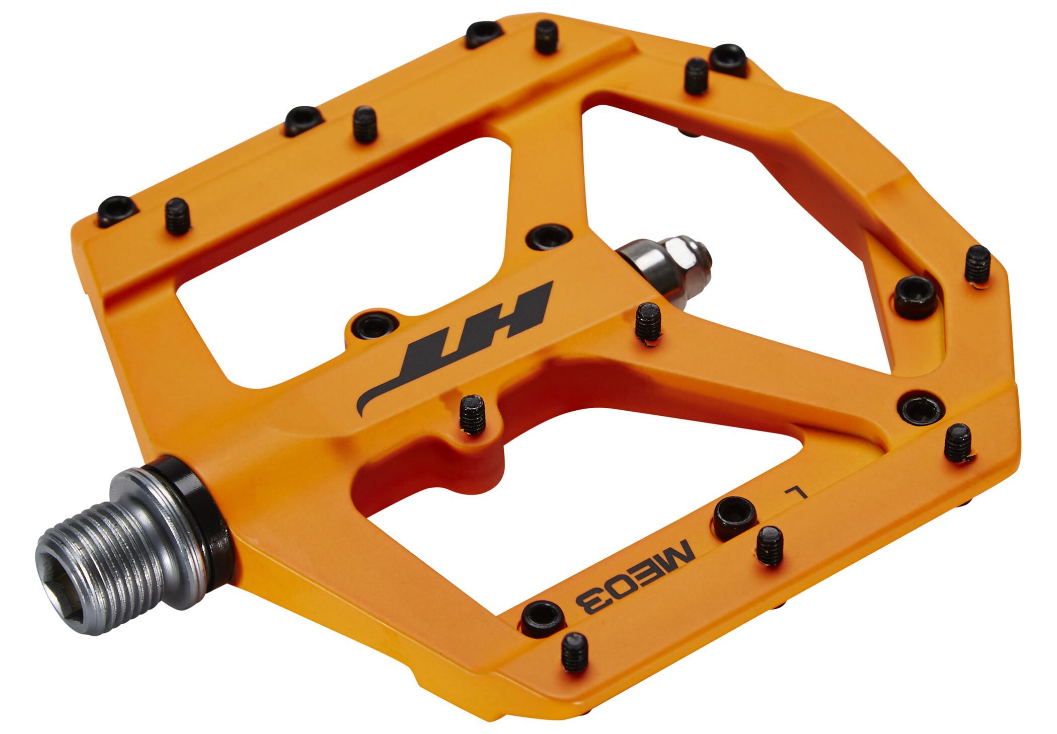 HT Evo-Mag ME03 Pedaler, neon orange (2019) | Pedals