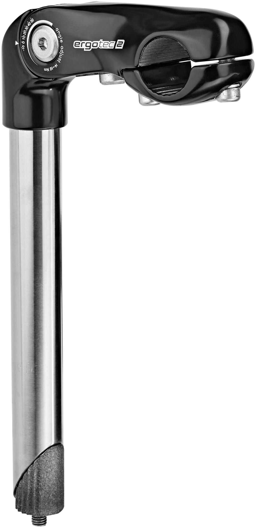 Humpert Kobra Vario Tube Frempind Ø 25,4 L=230 Kle=24,5 mm, black | Frempinde