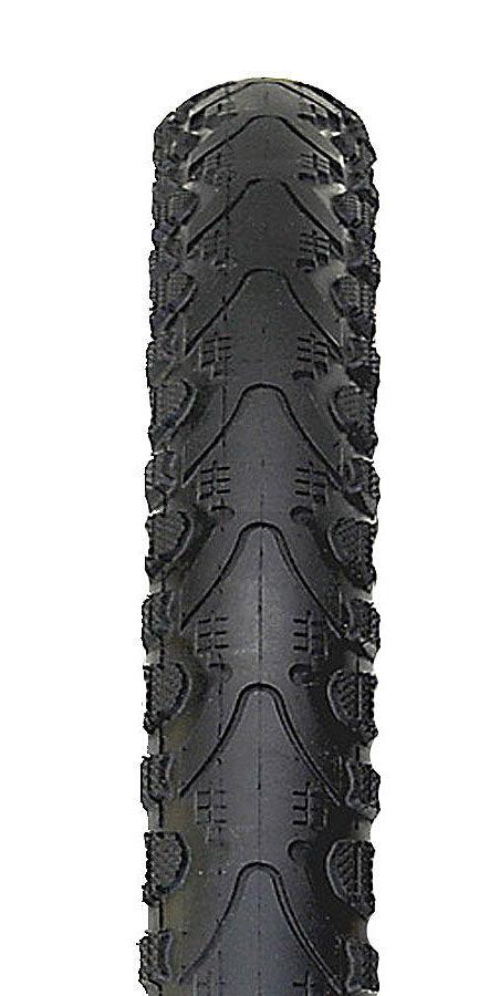 """Kenda Khan K-935 Dæk 26 x 1,75"""" trådet, black (2019)   Tyres"""