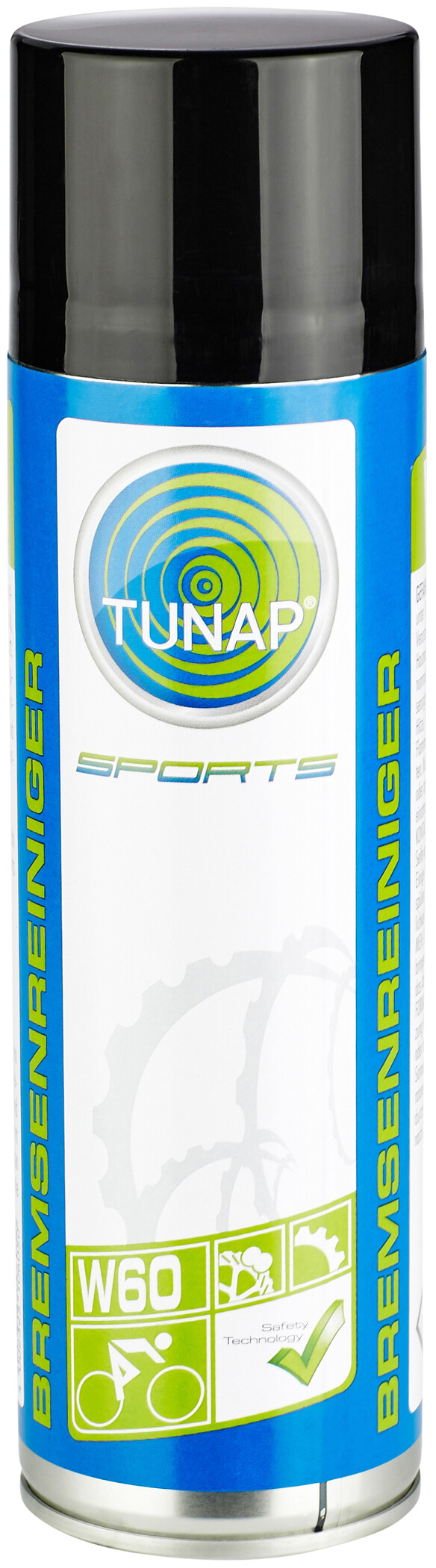 Tunap W60 Bremserens 0.5 l | Brake Cleaner