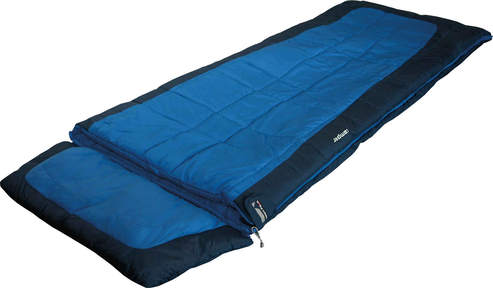 High Peak Camper Sovepose, blue/dark blue   Misc. Transportation and Storage