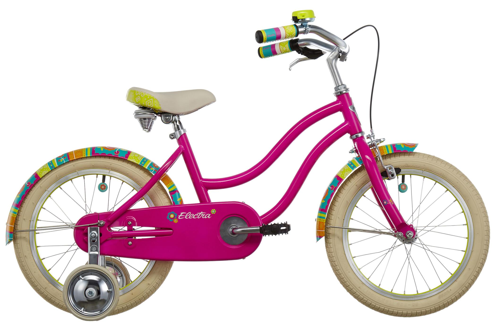 Electra Lotus 1 Piger, bright pink | City-cykler