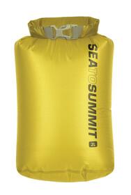 Sac fourre-tout Ultra Sil Nano Drysack de Sea to Summit/-/Sac de rangement l/éger et /étanche 1 Liter lime green