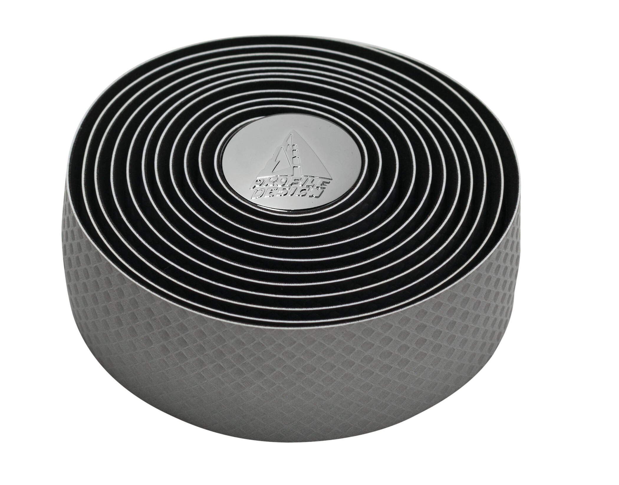 Profile Design Carbon Wrap Styrbånd, black (2020) | Bar tape