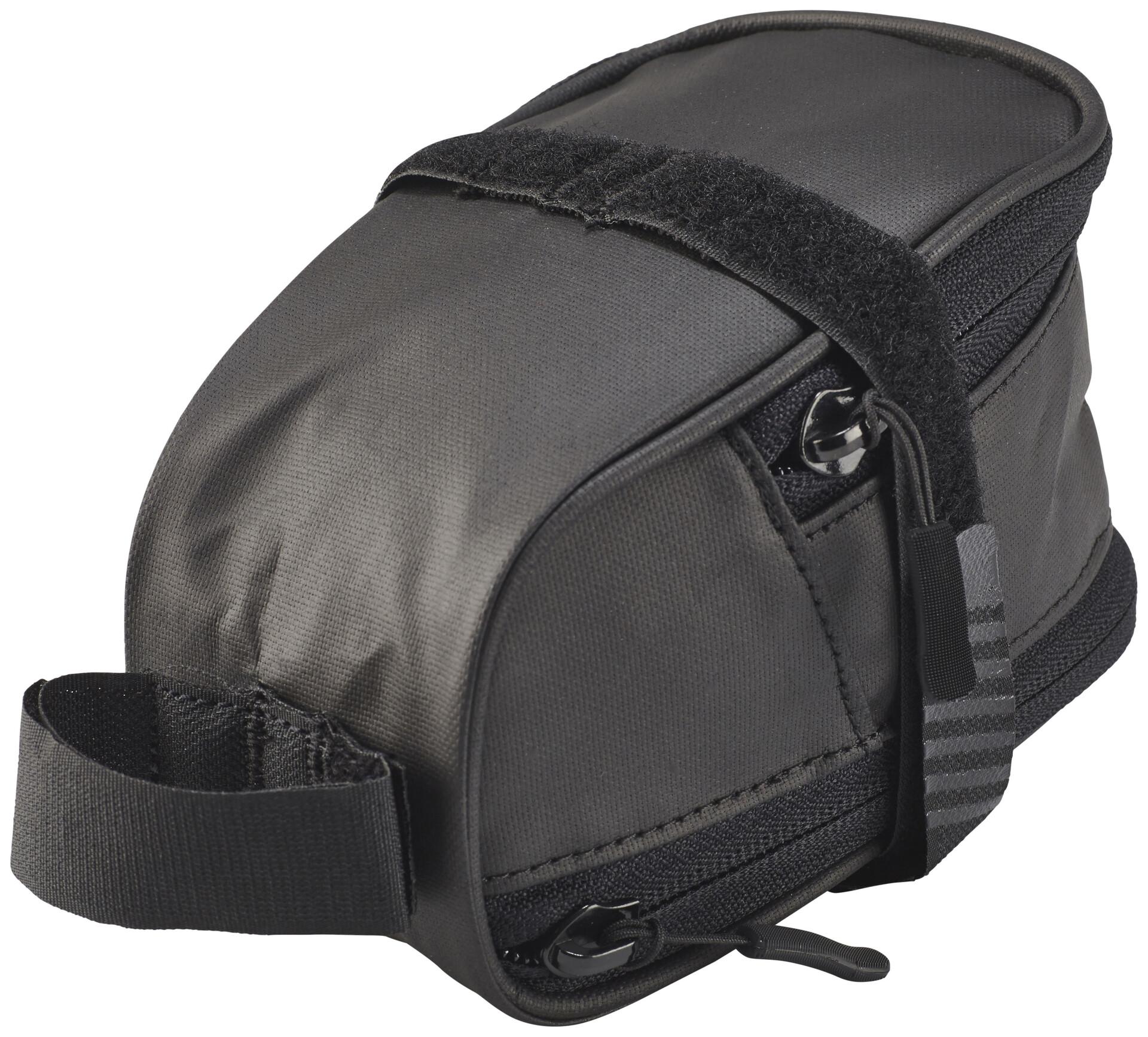 Fox línea bolsa trasera impermeable negro