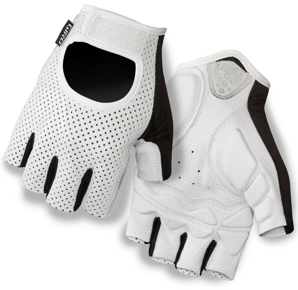 Giro LX Handsker Herrer, white (2019) | Gloves