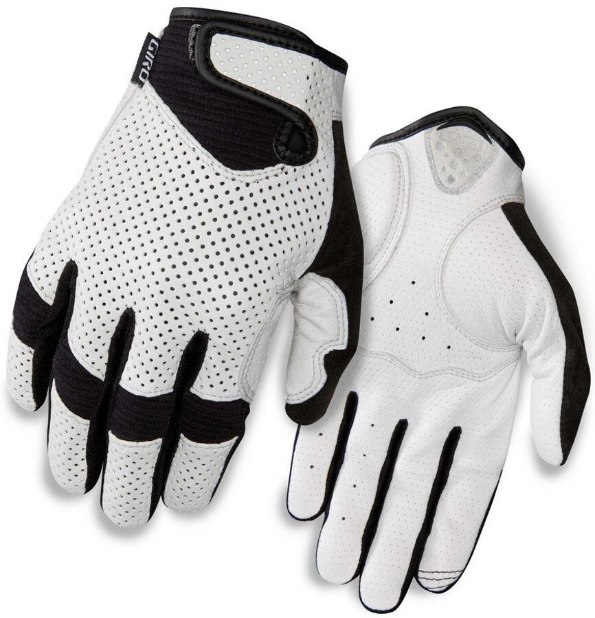 Giro LX LF Handsker Herrer, white (2019) | Gloves