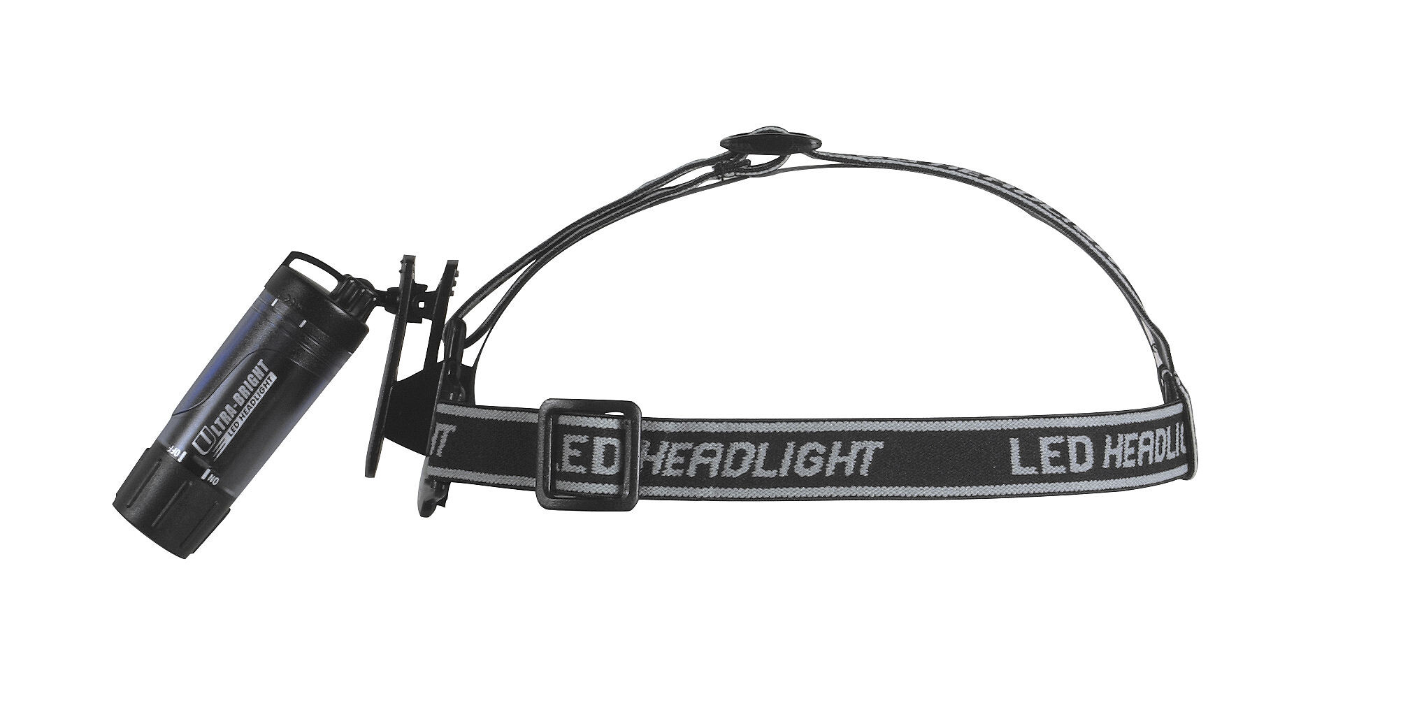 Relags LED Clip Pandelampe, black (2019) | Headlamp