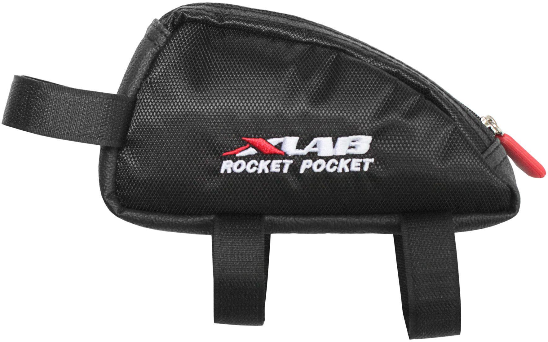 XLAB Rocket Pocket Cykeltaske rød (2019) | Rack bags