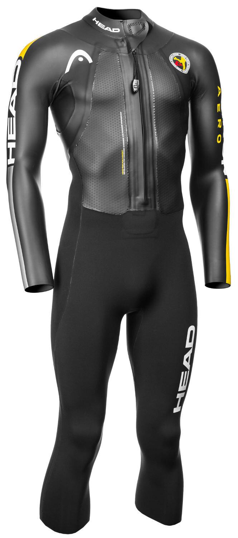 Head ÖTILLÖ Swimrun Aero Suit Herrer   Tri-beklædning