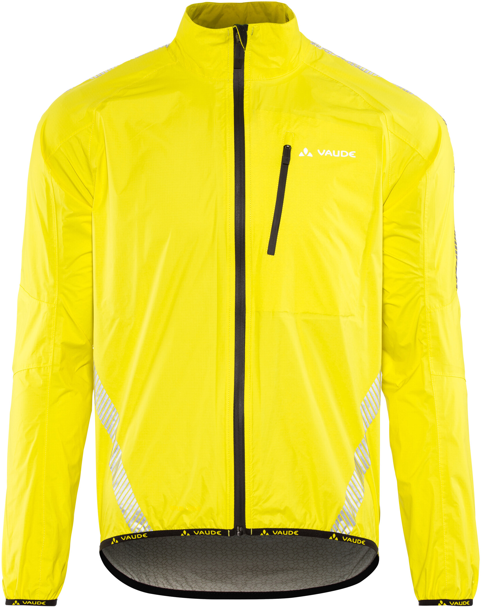 VAUDE Luminum Performancejakke Herrer, canary (2019) | Jackets
