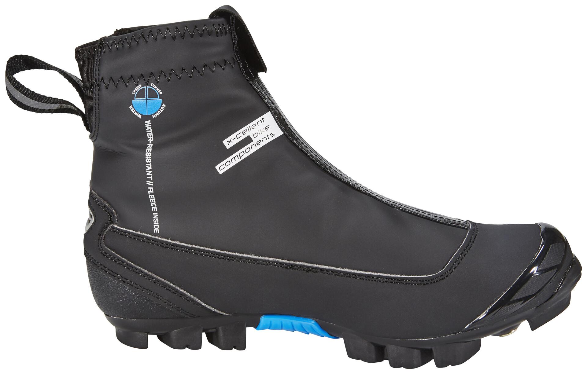 XLC hiver-shoes Vélo Chaussures cb-m07 taille 47 Noir