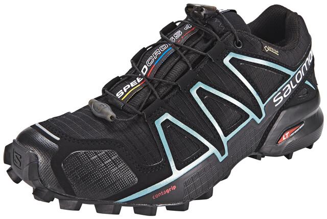 Salomon Damen Schuhe Speedcross 4 Gr 43 1//3 Laufschuhe Trail Running