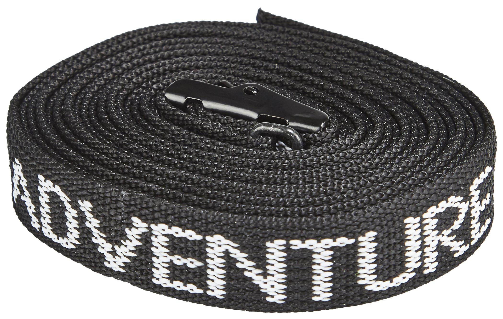 CAMPZ Spænderem 300cm, black | Tasker > Tilbehør