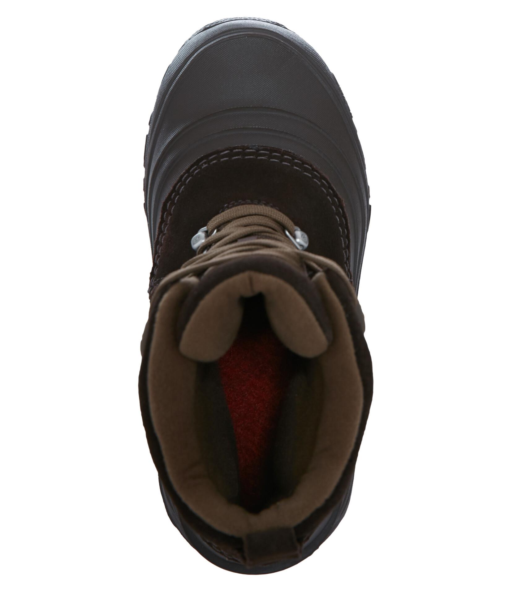 The North Face Chilkat Lace II boots enfants Tnf Black//Zinc Grey 2017 Bottes
