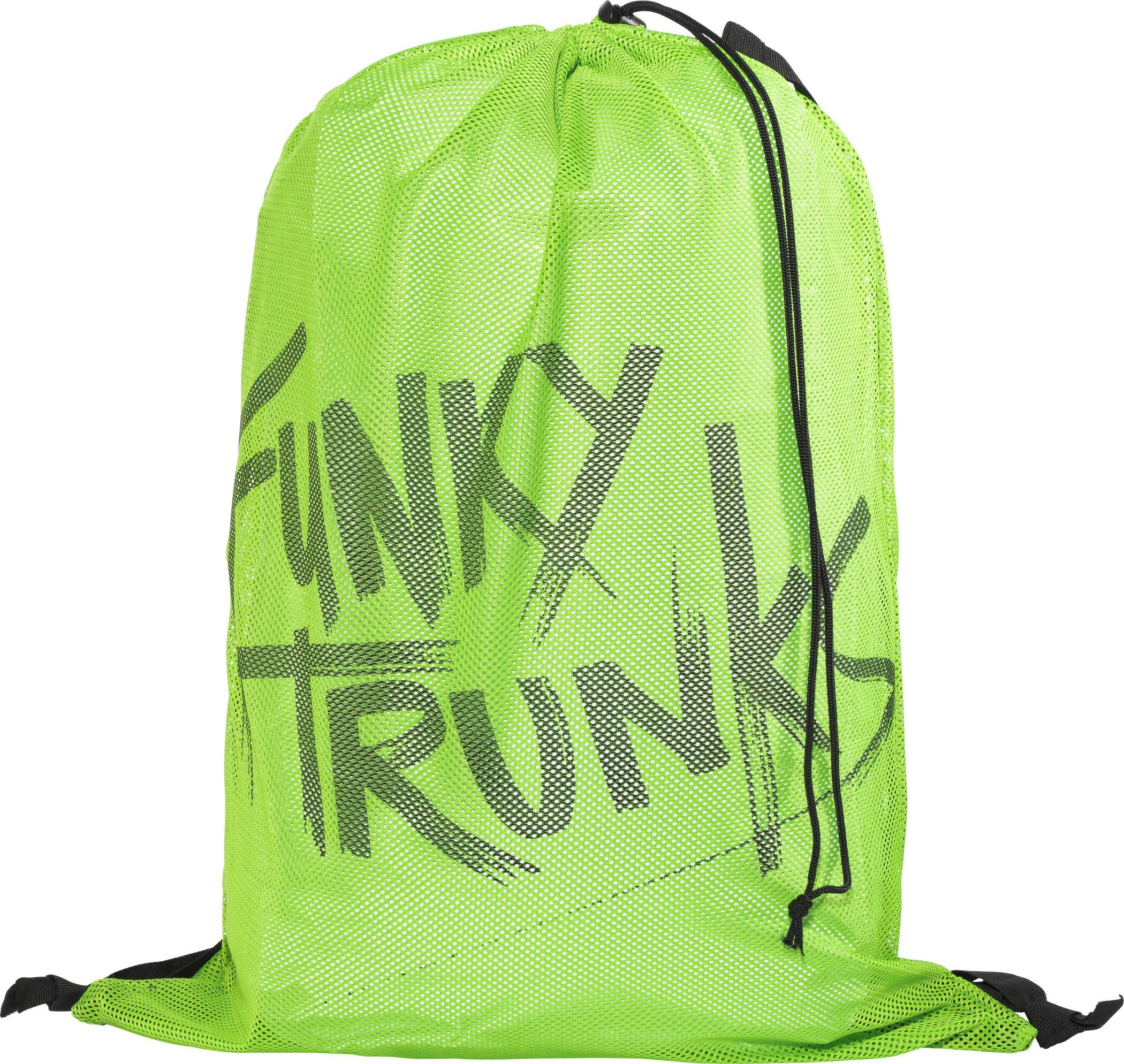 Funky Trunks Mesh Gear Bag, still brasil (2019) | Travel bags