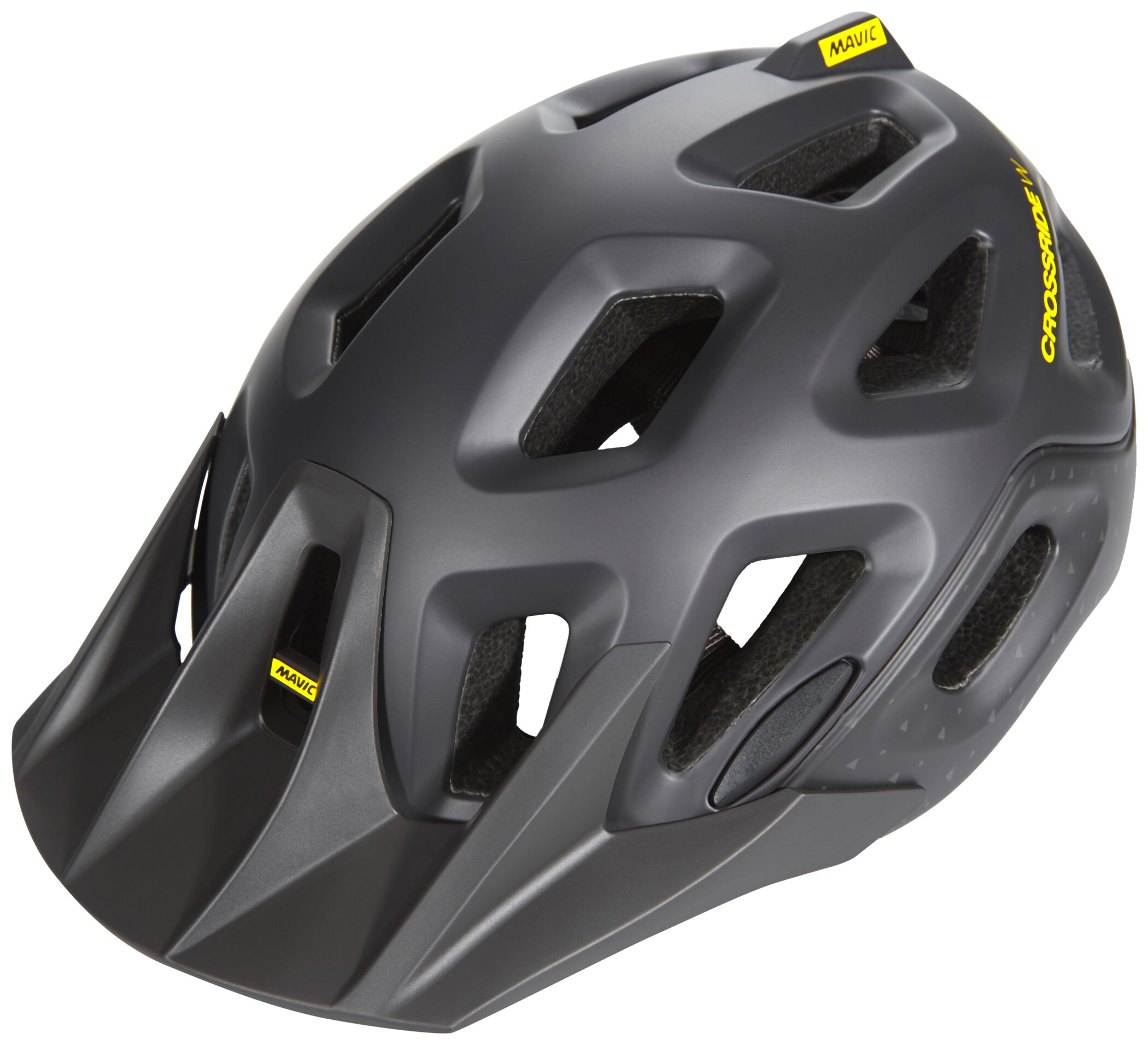 Mavic Crossride Cykelhjelm - Sort | Helmets