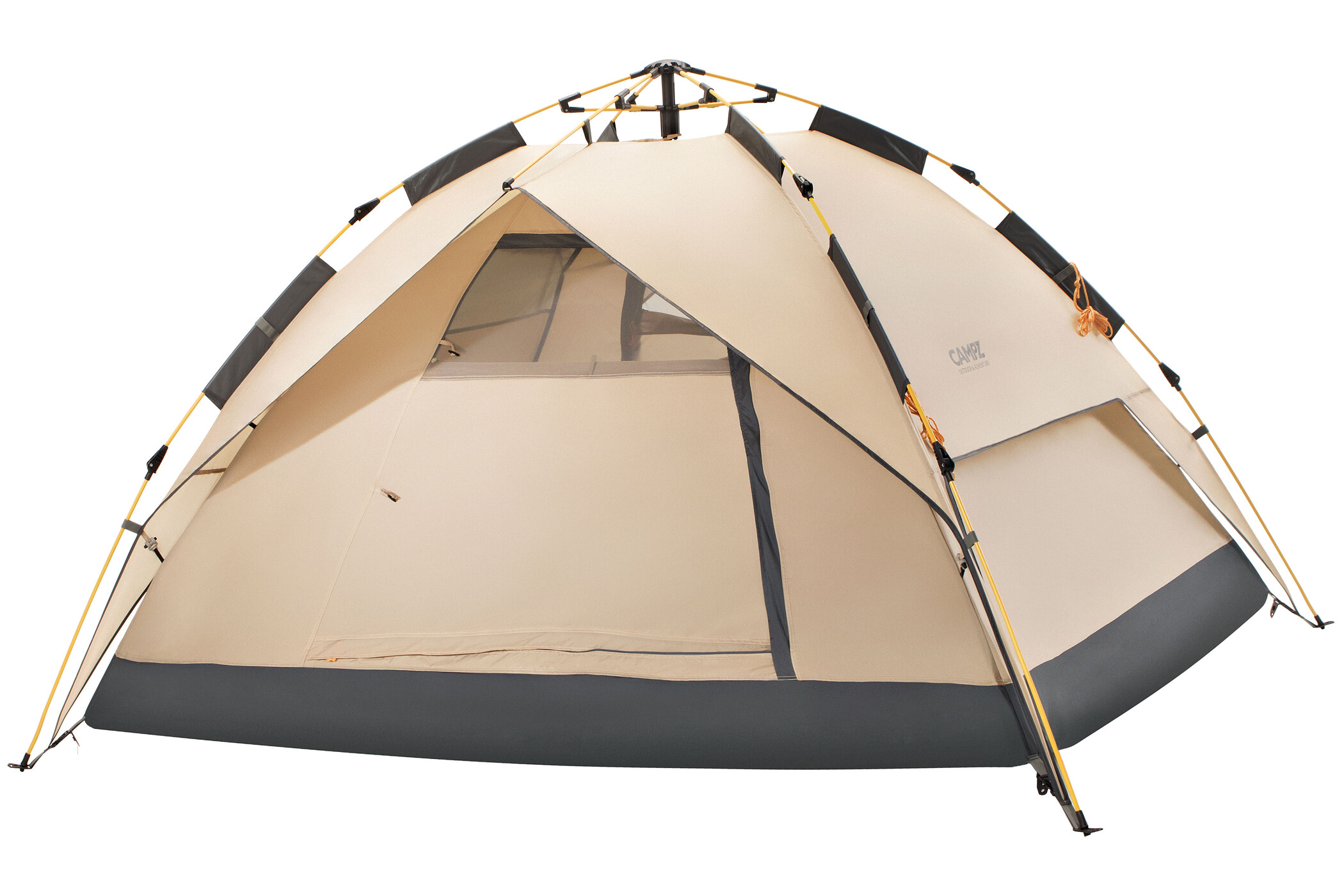CAMPZ Grassland OT 3P Telt, beige (2019) | Misc. Transportation and Storage
