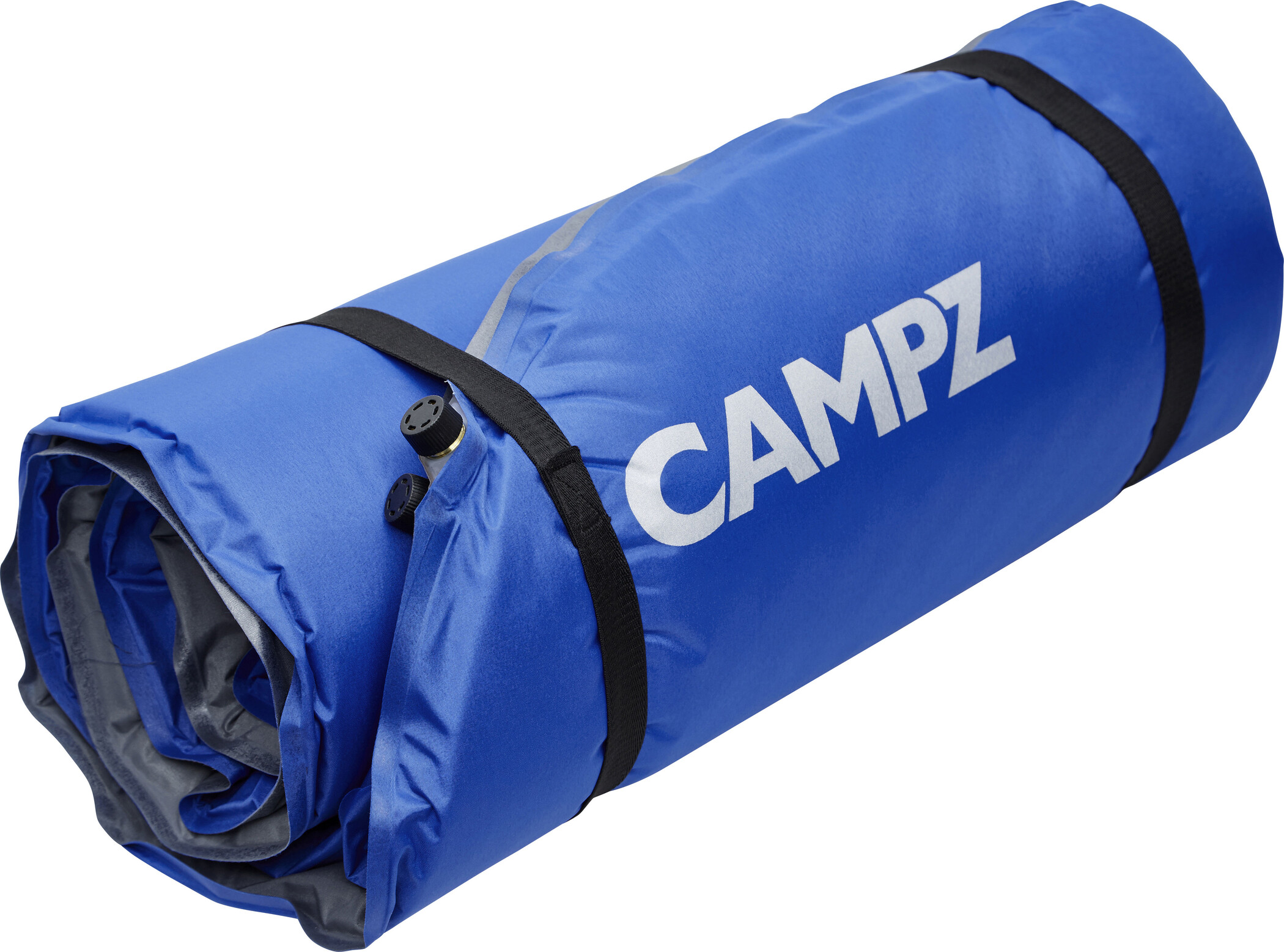 CAMPZ Double Comfort Liggeunderlag L, blue (2019) | Misc. Transportation and Storage